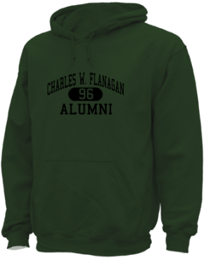 Charles W. Flanagan High School Hoodies
