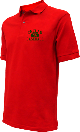 Chelan High School Embroidered Polo Shirts