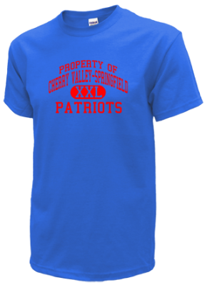 Cherry Valley-springfield High School Kid T-Shirts