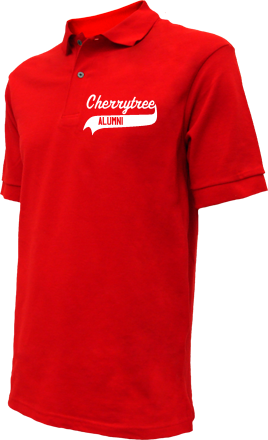 Cherrytree Elementary School Embroidered Polo Shirts