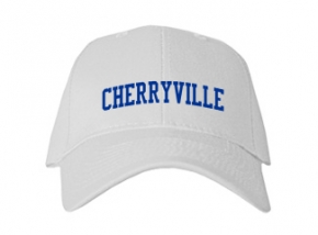 Cherryville High School Kid Embroidered Baseball Caps