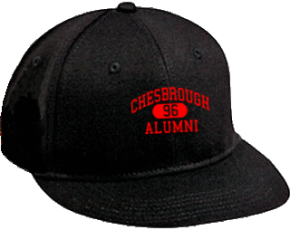 Chesbrough Elementary School Flat Visor Caps