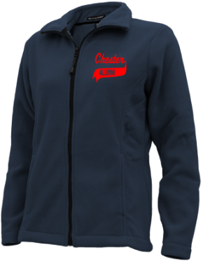 Chester High School Embroidered Fleece Jackets