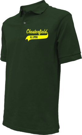 Chesterfield Elementary School Embroidered Polo Shirts