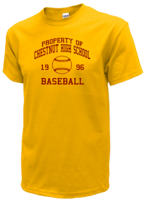 Chestnut Consolidated High School T-Shirts