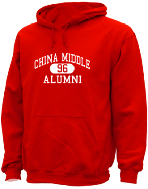 China Middle School Hoodies