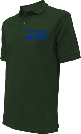 Churchwell Elementary School Embroidered Polo Shirts