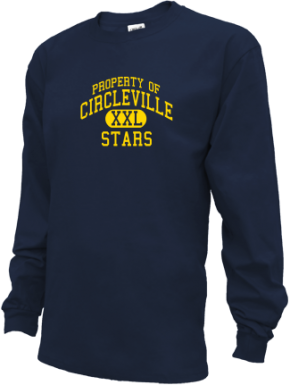 Circleville Middle School Kid Long Sleeve Shirts