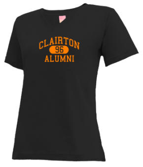 Clairton High School V-neck Shirts