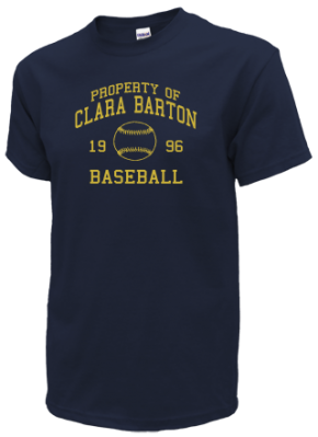 Clara Barton High School T-Shirts