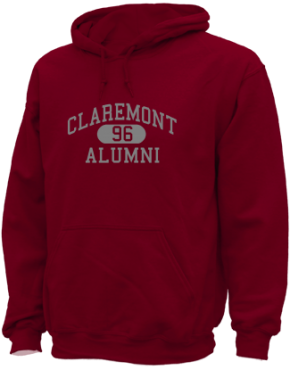 Claremont High School Hoodies