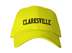 Clarksville Middle School Kid Embroidered Baseball Caps