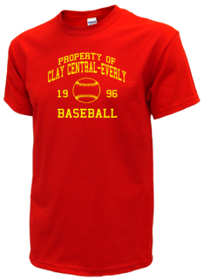 Clay Central-everly High School T-Shirts