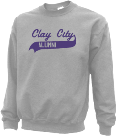 Clay City High School Sweatshirts