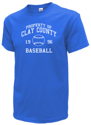 Clay County High School T-Shirts