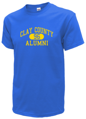 Clay County School T-Shirts