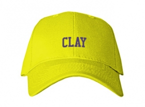 Clay Elementary School Kid Embroidered Baseball Caps