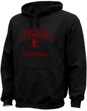Clements High School Hoodies