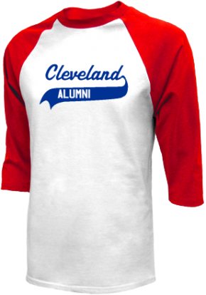 Cleveland High School Raglan Shirts
