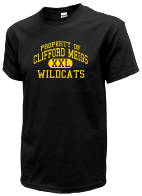 Clifford Meigs Middle School T-Shirts