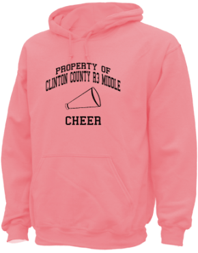 Clinton County R3 Middle School Hoodies