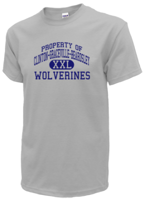 Clinton-graceville-beardsley High School T-Shirts