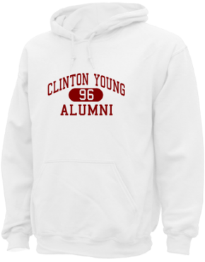 Clinton Young Elementary School Hoodies