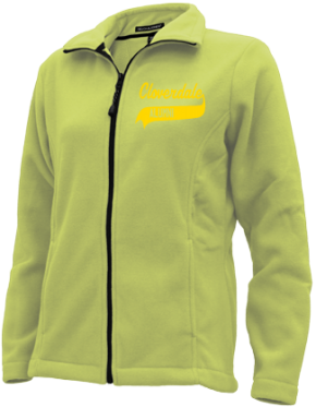 Cloverdale Elementary School Embroidered Fleece Jackets