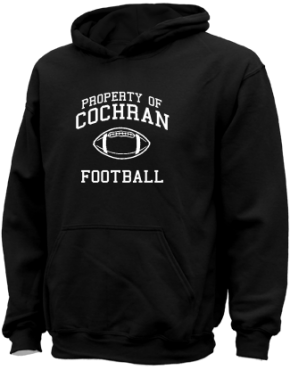 Cochran Elementary School Kid Hooded Sweatshirts