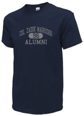 Col. Zadok Magruder High School T-Shirts