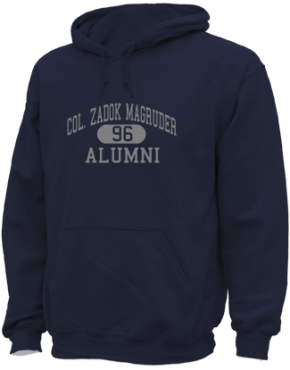 Col. Zadok Magruder High School Hoodies