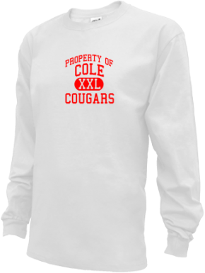 Cole Elementary School Kid Long Sleeve Shirts