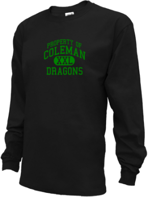 Coleman clothing store