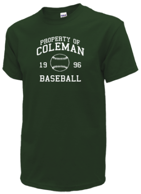 Coleman High School T-Shirts