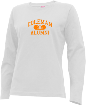 Coleman Middle School Long Sleeve Shirts