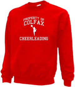 Colfax High School Sweatshirts