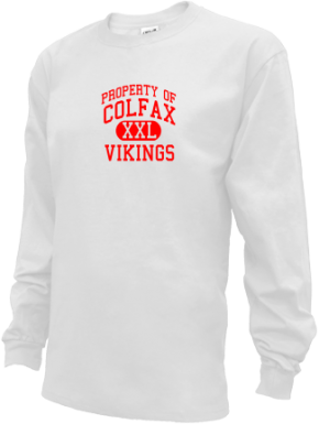 Colfax High School Kid Long Sleeve Shirts