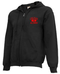 Colfax High School Zip-up Hoodies