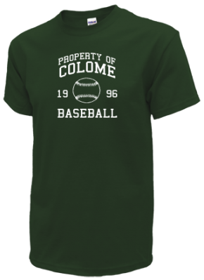 Colome High School T-Shirts