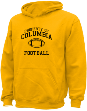 Columbia Elementary School Kid Hooded Sweatshirts