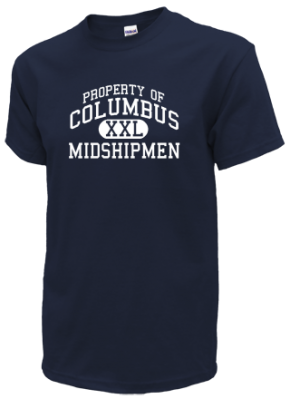 Columbus Middle School Kid T-Shirts