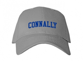 Connally High School Kid Embroidered Baseball Caps