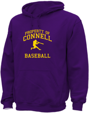 Connell High School Hoodies