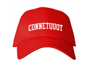 Connetquot High School Kid Embroidered Baseball Caps