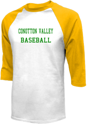 Conotton Valley High School Raglan Shirts