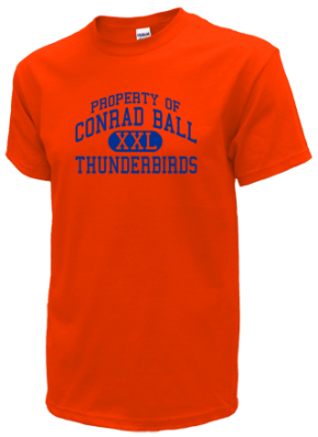Conrad Ball Middle School T-Shirts
