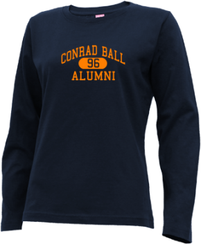 Conrad Ball Middle School Long Sleeve Shirts