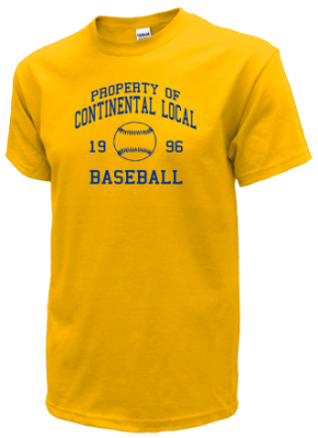 Continental Local High School T-Shirts