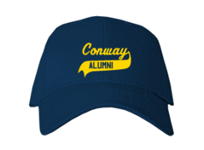 Conway Elementary School Embroidered Baseball Caps