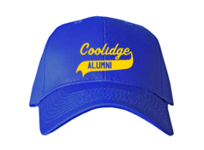 Coolidge Elementary School Embroidered Baseball Caps